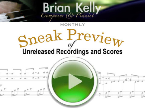 Brian Kelly Sneak Preview of Unreleased Music